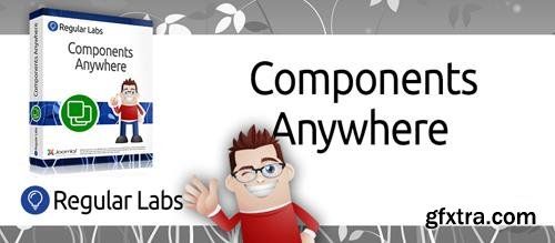 Components Anywhere Pro v4.3.0 - Place components anywhere in Joomla