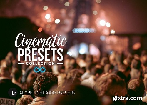 Photonify - Cinematic Collection Lightroom Presets