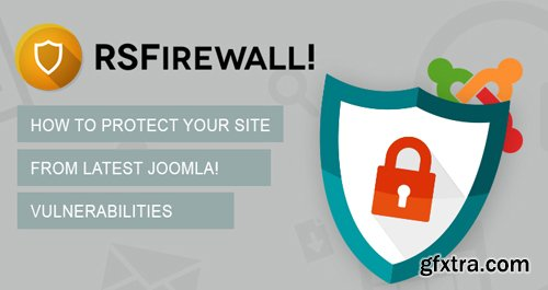 RSFireWall! v2.11.18 - The Most Advanced Security Extension For Joomla