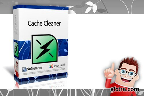 Cache Cleaner Pro v6.3.0 - Clean cache fast in Joomla