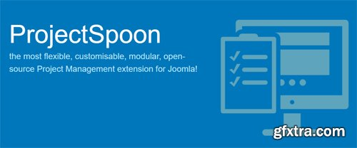 ProjectSpoon Pro - Project Management Extension For Joomla (Update: 29 March 18)