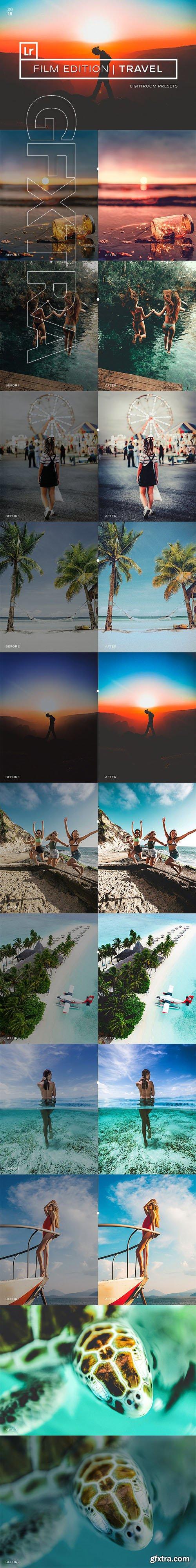 CreativeMarket - 100+ Film Travel Lightroom Presets 2708397