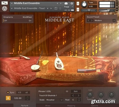 Native Instruments Discovery Series Middle East v1.0.0 KONTAKT-SYNTHiC4TE