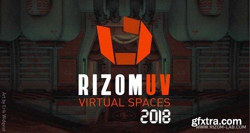 Rizom Lab RizomUV Virtual / Real Spaces v2018.0.85