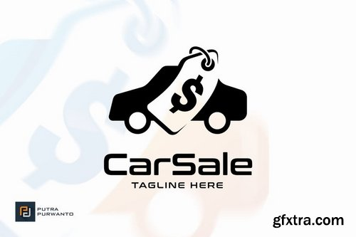 Car Sale - Logo Template