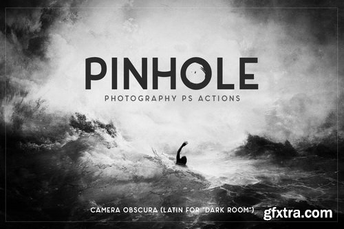 Pinhole Photography Ps Actions