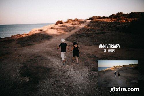 Anniversary Lightroom Presets - Volume II