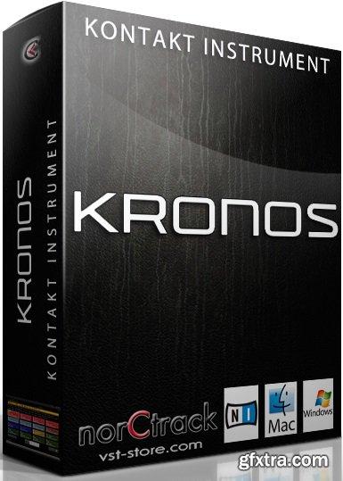 norCTrack Korg Kronos KONTAKT-ADW