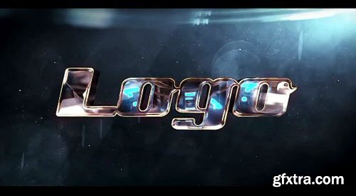 3D Sci Fi Logo - After Effects 91196