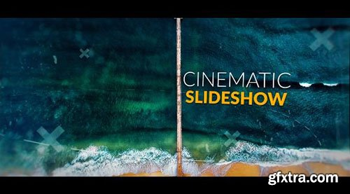 Amazing Cinematic Slideshow - After Effects 90964