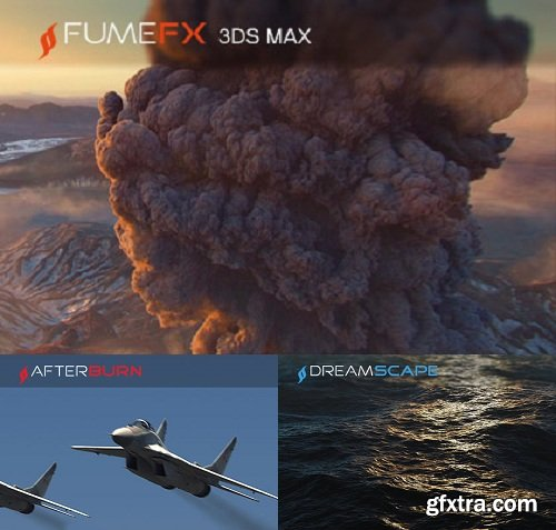 SitniSati Plugins Collection for 3ds Max 2018-2019 (07.2018)