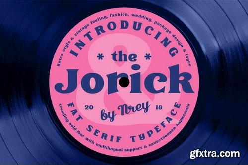 Jorick Font