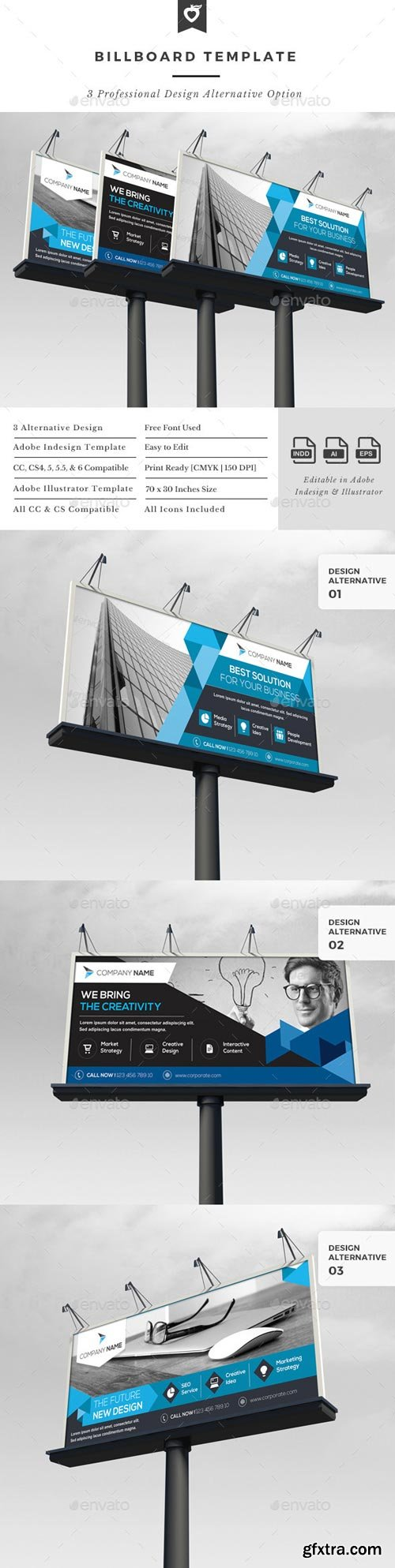 GraphicRiver - Billboard Template - 12931866