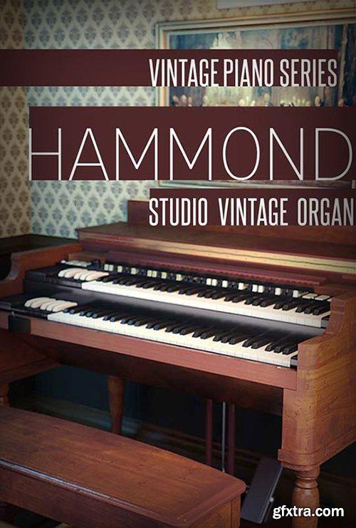 8Dio Studio Vintage Series Studio Organ KONTAKT-FANTASTiC