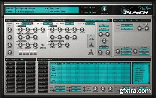 Rob Papen Punch v1.0.6c MacOSX-HEXWARS