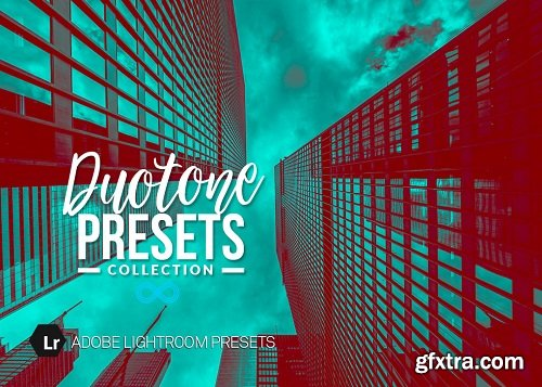 Photonify - Duotone Collection Lightroom Presets