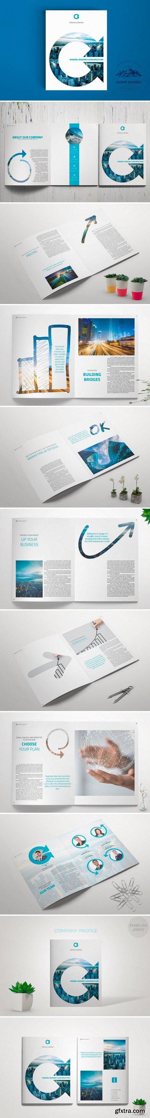 CM - Refresh - Company Profile 618931