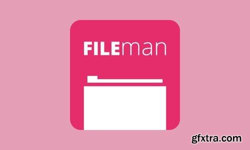 FILEman v3.1.8 - File & Media Manager Extension For Joomla - JoomlaTools