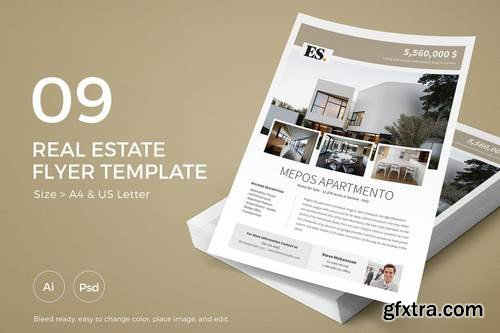 Slidewerk - Real Estate Flyer 09