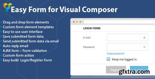 CodeCanyon - DHVC Form v2.2.0 - Wordpress Form for WPBakery Page Builder - 8326593