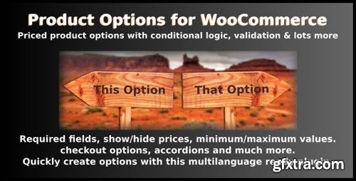 CodeCanyon - Product Options for WooCommerce v5.8 - WordPress Plugin - 7973927