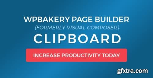 CodeCanyon - WPBakery Page Builder (Visual Composer) Clipboard v4.5.0 - 8897711