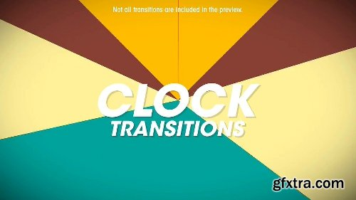 Videohive 199 Transitions Pack V1.2 4K 8934642
