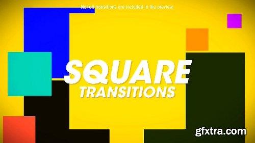 Videohive 199 Transitions Pack V1.2 4K 8934642