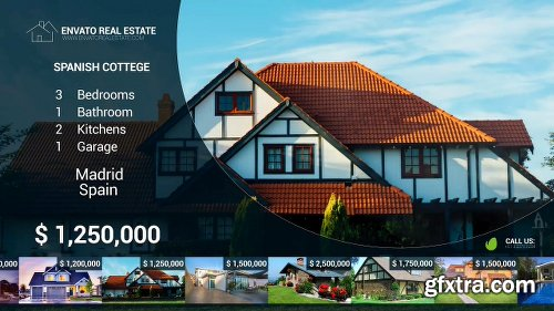 Videohive Real Estate Promo 20255064
