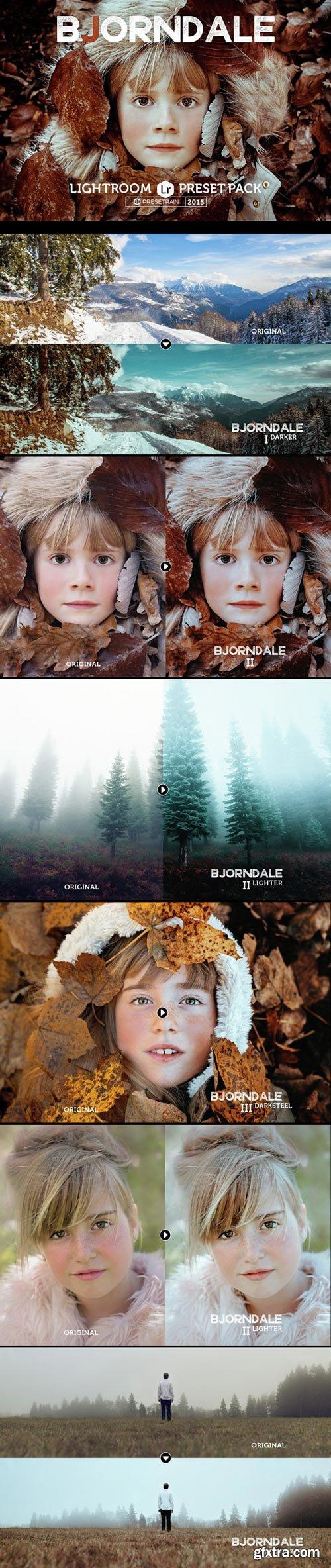 GraphicRiver - Bjorndale Lightroom Preset Pack - 14561024