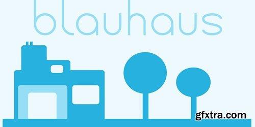 Blauhaus Font
