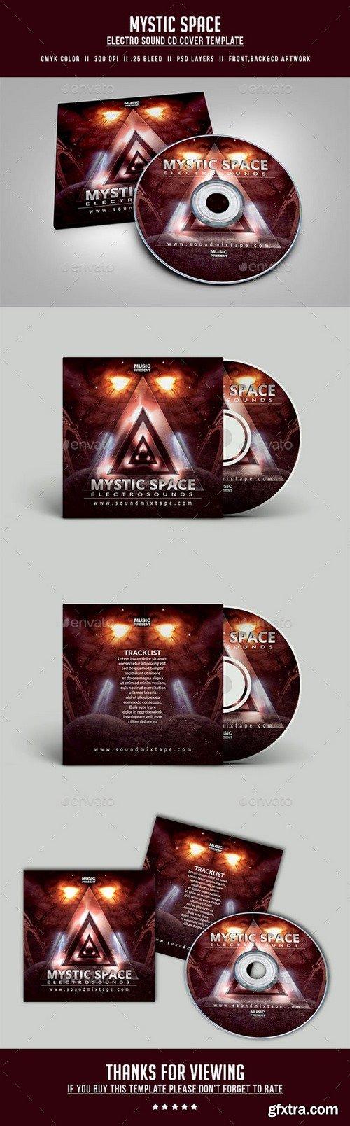 Graphicriver - CD Cover 11217236