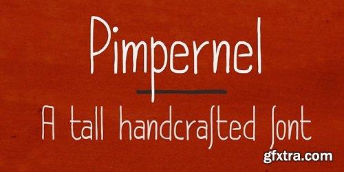 Pimpernel Font