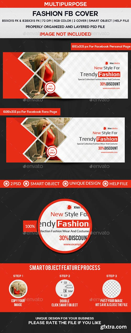 Fashion Facebook Cover 22215202