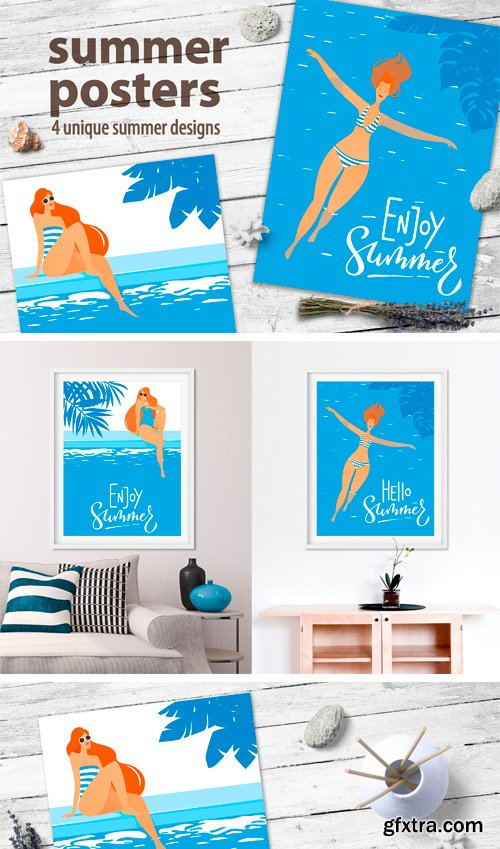 CM - Summer Posters 2595054