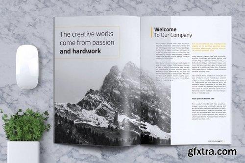 Creative Brochure Template Vol 03
