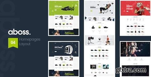 ThemeForest - Aboss v1.1 - Responsive Theme for WooCommerce WordPress - 21937244