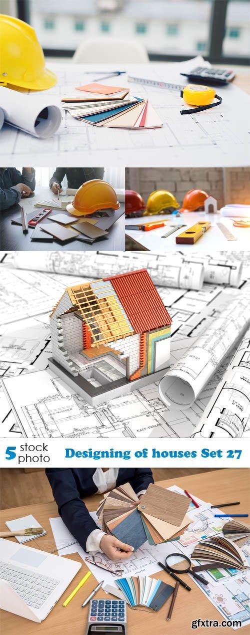 Photos - Designing of houses Set 27