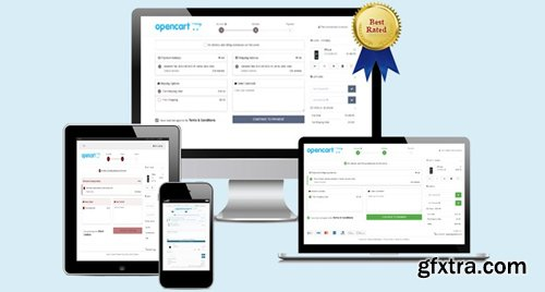 OpenCart - Ajax Best Checkout v5.0.0.7 - Easy Quick n Boosted on opencart