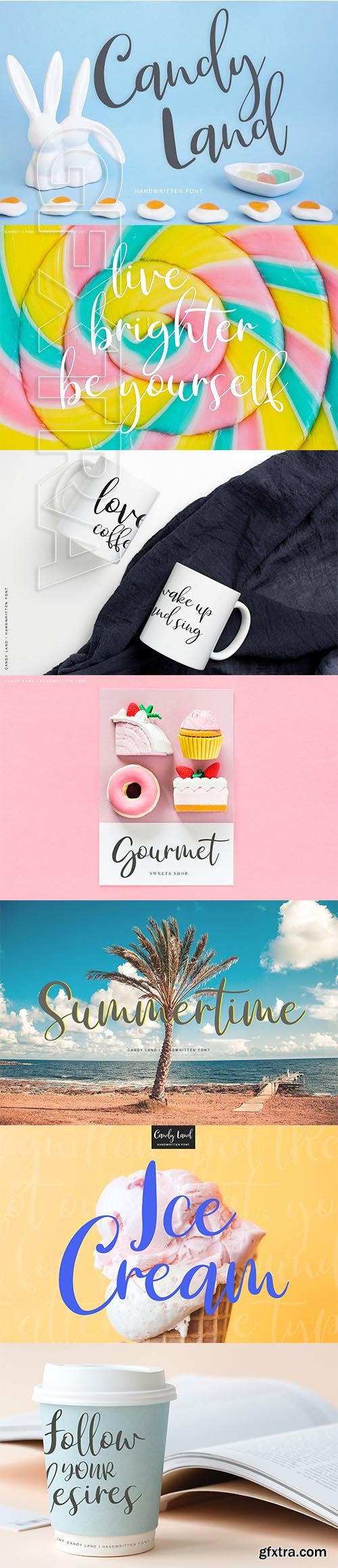 CreativeMarket - Candy Land 2739852