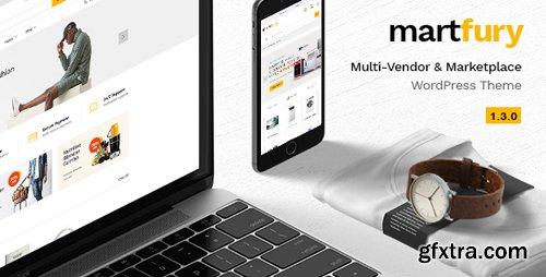 ThemeForest - Martfury v1.3.0 - WooCommerce Marketplace WordPress Theme - 21273233