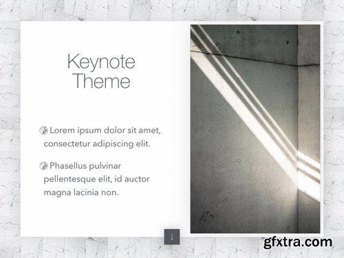 Marmoreal Keynote Template
