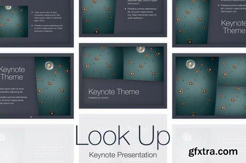 Look Up Keynote Template