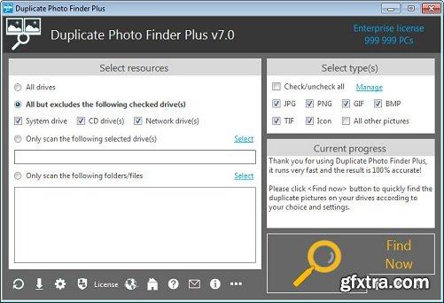 TriSun Duplicate Photo Finder Plus 8.0 Build 022 Multilingual