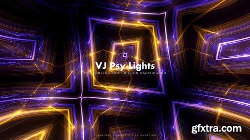 Videohive VJ Psy Lights 19 16466678