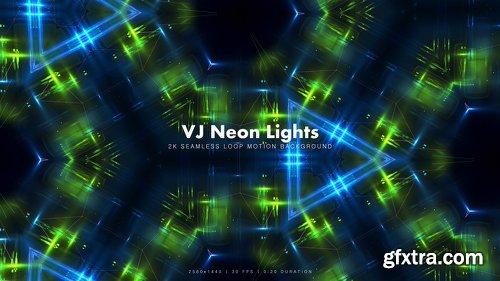 Videohive VJ Neon Lights 14 16229180
