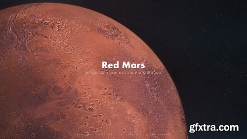 Videohive Red Mars 9273620