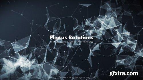 Videohive Plexus Rotations 11330521