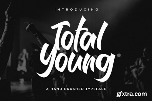 Total Young Font