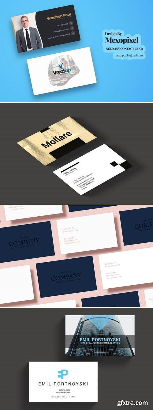 Business Card Bundle 11